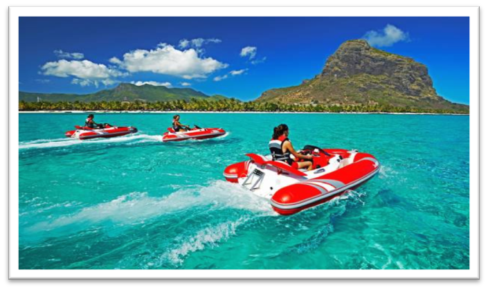 5 Days / 4 Nights Mauritius Holiday Package