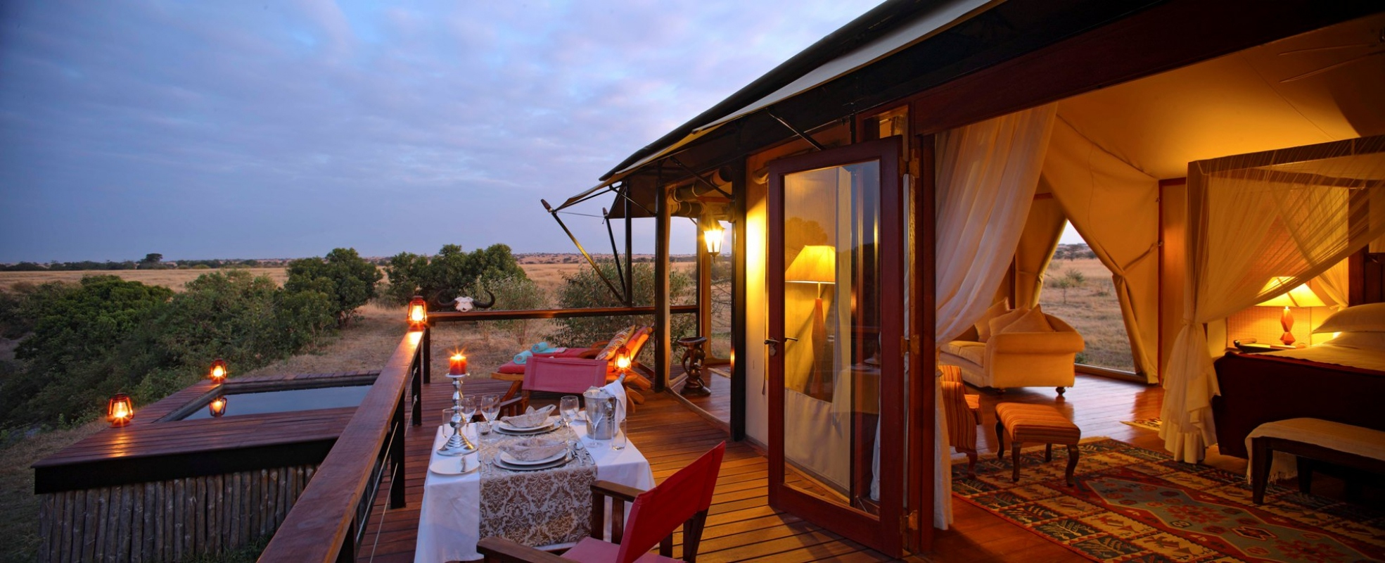 Kenya Deluxe Safari Packages